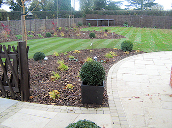 Landscaping Garden Design Groundwork Fencing Paving