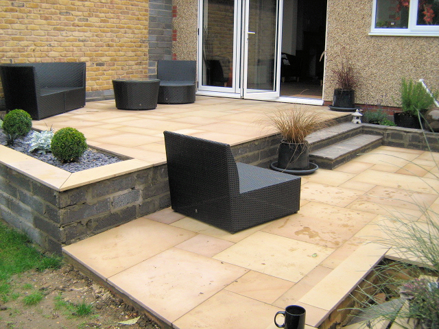 Angel Landscapes and Garden Designs Clacton, Colchester, Tendring Essex
